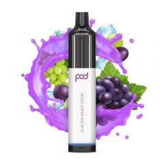 PodStick 3500 Disposable - Glacier Grape Chew