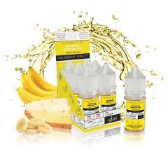 Basix Nic Salt - Banana Cream Pie 60ml
