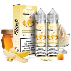 The Finest E-Liquid - Gold Reserve - 120ML