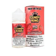 Candy King eJuice - Strawberry Watermelon Bubblegum - 100ML