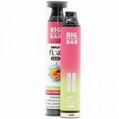 Big Bar Max Flow Duo Disposable - Frozen Strawberry Peach Rings & Frozen Hawaiian Peach