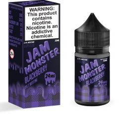 Jam Monster Salts - Blackberry - 30ML