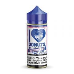I Love Donuts - Blueberry - 120ml