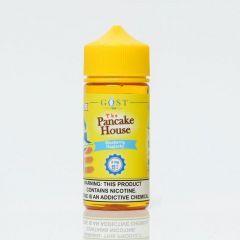 Blueberry Flapjacks 100mL - The Pancake House By Gost Vapor