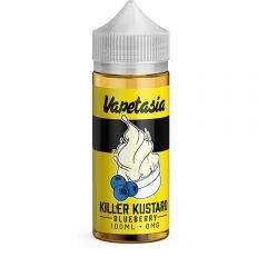 Vapetasia - Killer Kustard Blueberry - 100ml