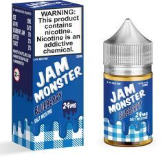 Jam Monster Salts - Blueberry - 30ML