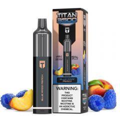 Titan 3500 Disposable - Blue Razz Peach