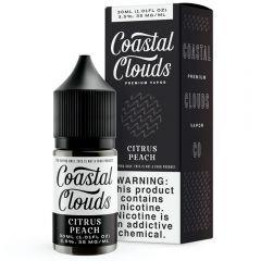 Coastal Clouds Salt - Citrus Peach - 30ML