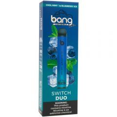 Bang XXL Switch Duo - Cool Mint & Blueberry Ice