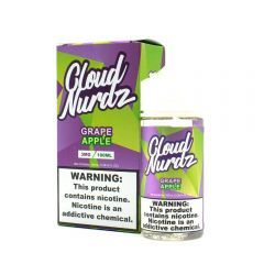 Cloud Nurdz - Green Apple - 100ML