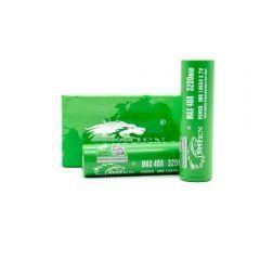 IMREN 18650 3200mAh 40a IMR Vape Battery (Pack of 2)