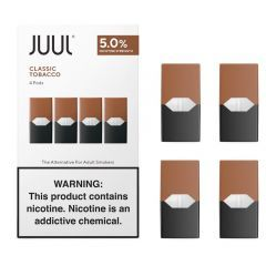 Juul Classic Tobacco (Pack of 4)