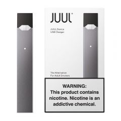 Juul Device Kit Silver - 1