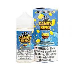 Your favorite mouth watering lemon flavored e-liquid!