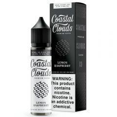 Coastal Clouds - Lemon Raspberry - 60ML
