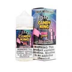 Your favorite pink, chewy, square, tropical fruit flavored e-liquid!