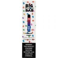 Big Bar Duo Disposable - Rainbow Candy
