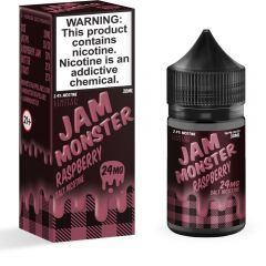 Jam Monster Salts - Raspberry - 30ML