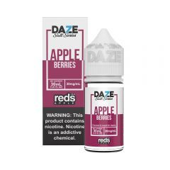Reds Salt Series - Berries - 7Daze - 1