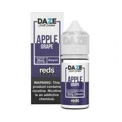 Reds Salt Series - Grape - 7Daze  - 1