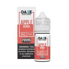 Reds Salt Series - Guava - 7Daze - 1