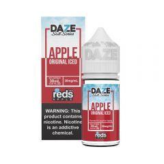 Reds Salt Series - Original Iced - 7Daze - 1
