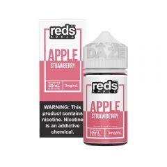 Reds - Strawberry 60ml - 7Daze