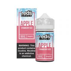 Reds - Iced Strawberry 60ml - 7Daze
