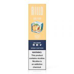 Rillo Vapor Disposable - Cool Peach - 1.3ML