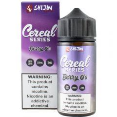 Shijin Vapors Cereal Series - Berry O's - 100ML