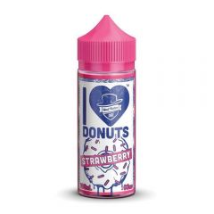 I love Donuts - Strawberry -120ml