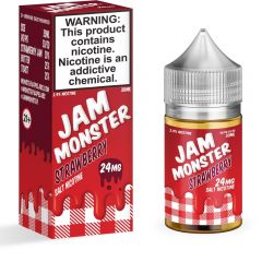 Jam Monster Salts - Strawberry - 30ML