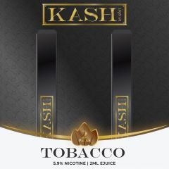 Tobacco Kash by Gost (2 Pack)