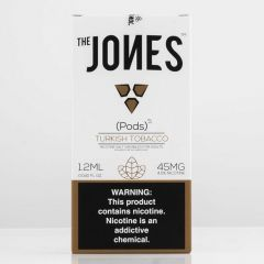 The Jones - Turkish Tobacco - 5 Pack