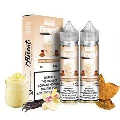 The Finest E-Liquid - Vanilla Custard Tobacco - 120mL