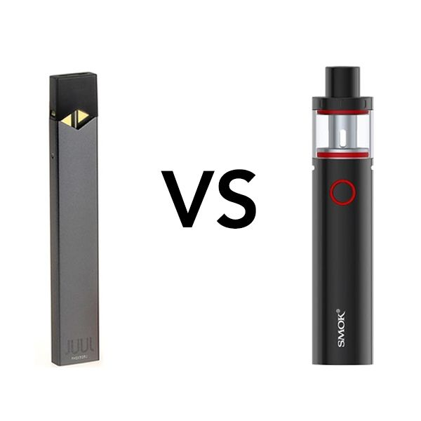 JUUL vs Vape Pens: What's the difference?