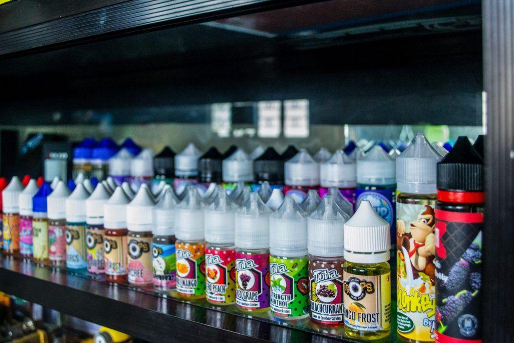 What's in Vape Juice?